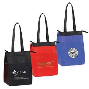 Non Woven Insulated Lunch Tote Bag