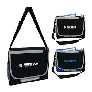 Polyester Business Messenger Bag